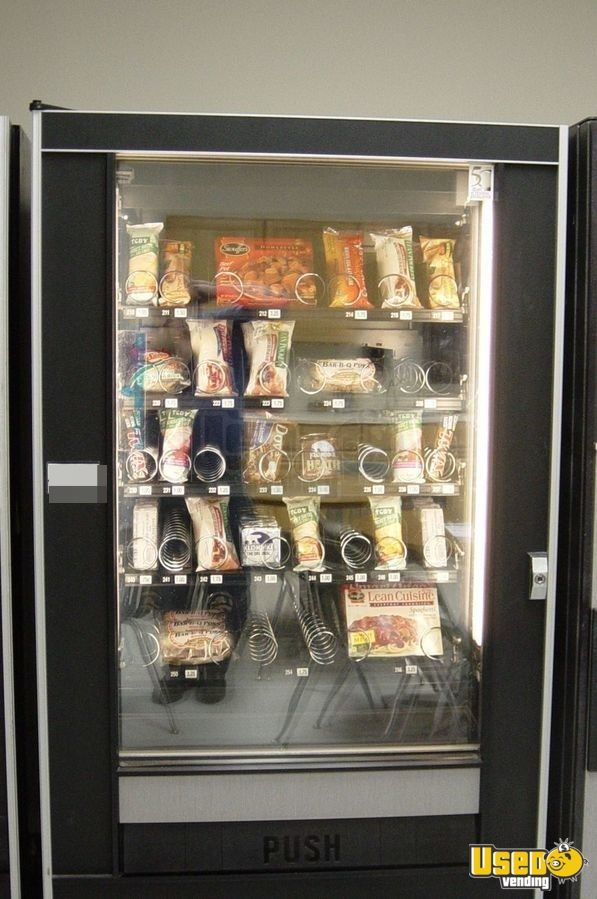 2001 Ap 320 Automatic Products Snack Machine 3 Massachusetts for Sale - 3