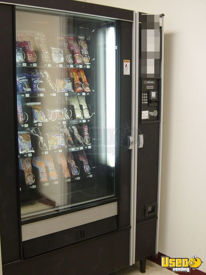 2001 Automatic Products Model 320 Automatic Products Snack Machine 2 Massachusetts for Sale - 2