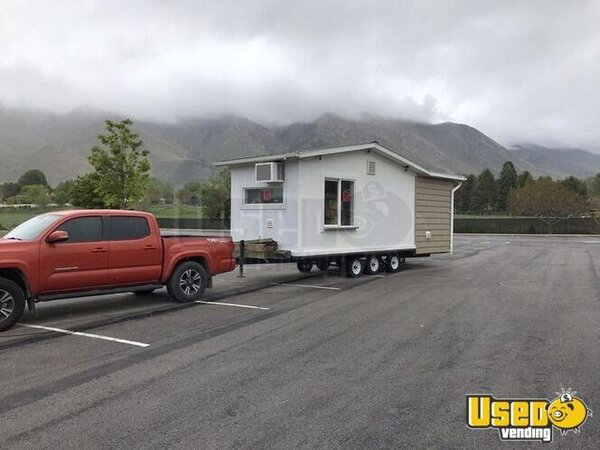 2001 Big Tex Trailer.... Custom Beverage - Coffee Trailer Utah for Sale