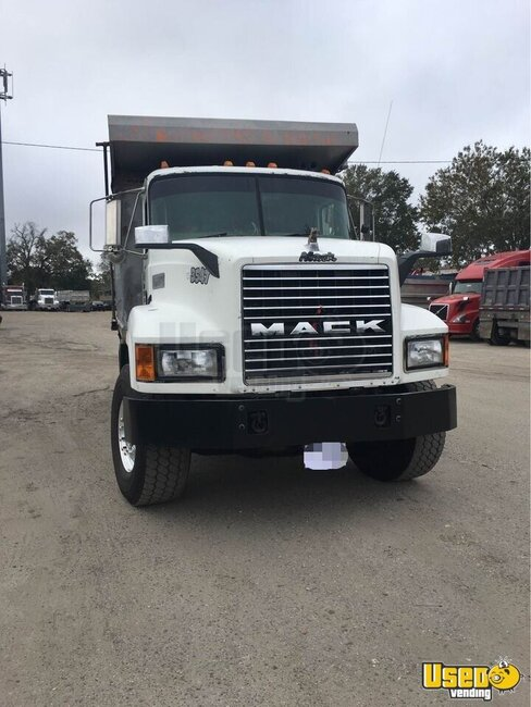 2001 Ch Dump Truck Mack Dump Truck Texas for Sale