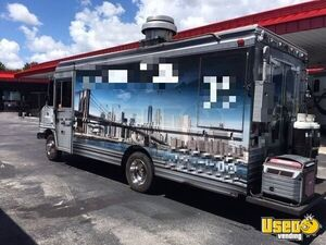 2001 Chevy Workhorse All-purpose Food Truck Concession Window Florida Gas Engine for Sale