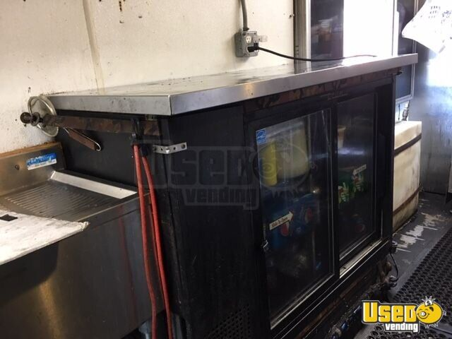 2001 Chevy Workhorse All-purpose Food Truck Flatgrill Florida Gas Engine for Sale - 16