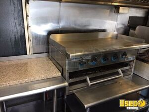 2001 Chevy Workhorse All-purpose Food Truck Reach-in Upright Cooler Florida Gas Engine for Sale