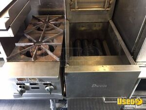 2001 Chevy Workhorse All-purpose Food Truck Refrigerator Florida Gas Engine for Sale
