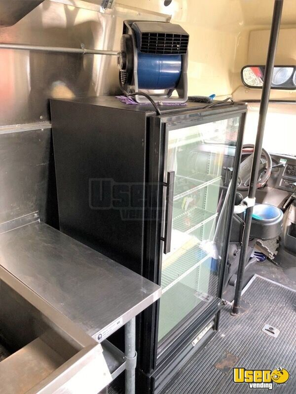 2001 Dodge Ram Van All-purpose Food Truck Exterior Customer Counter Wyoming Gas Engine for Sale - 8