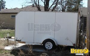 2001 Food Concession Trailer Concession Trailer Additional 4 Colorado for Sale