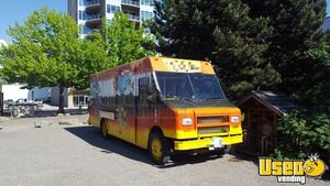 2001 Freightliner All-purpose Food Truck Backup Camera British Columbia Diesel Engine for Sale