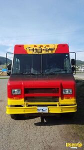 2001 Freightliner All-purpose Food Truck Exterior Customer Counter British Columbia Diesel Engine for Sale