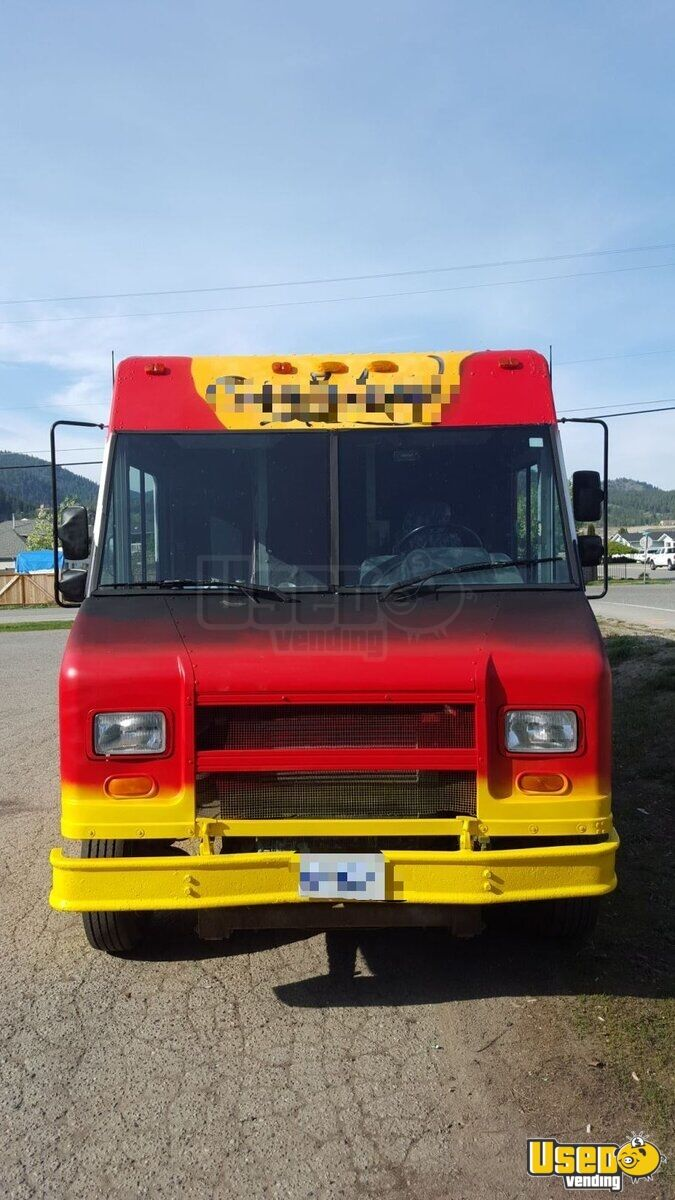 2001 Freightliner All-purpose Food Truck Exterior Customer Counter British Columbia Diesel Engine for Sale - 7