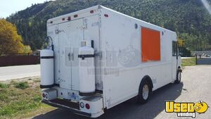 2001 Freightliner All-purpose Food Truck Insulated Walls British Columbia Diesel Engine for Sale