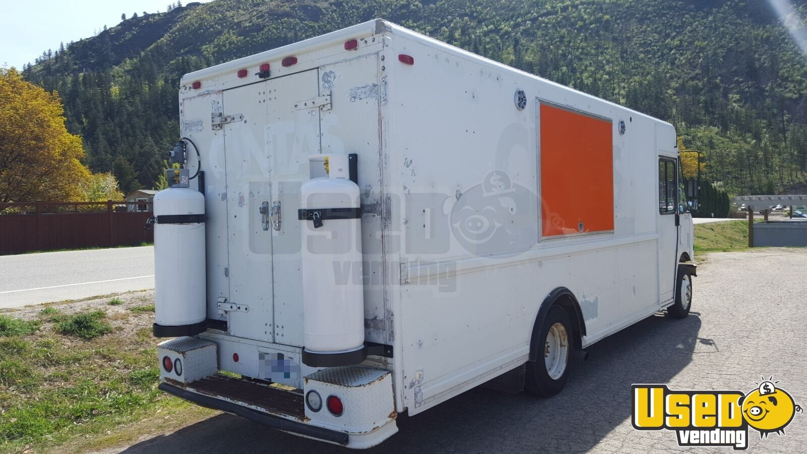 2001 Freightliner All-purpose Food Truck Insulated Walls British Columbia Diesel Engine for Sale - 5