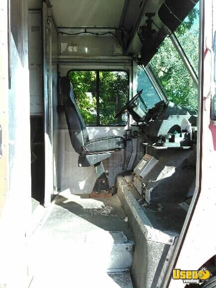 2001 Freightliner Utilimaster Stepvan Transmission - Automatic Washington Diesel Engine for Sale - 4