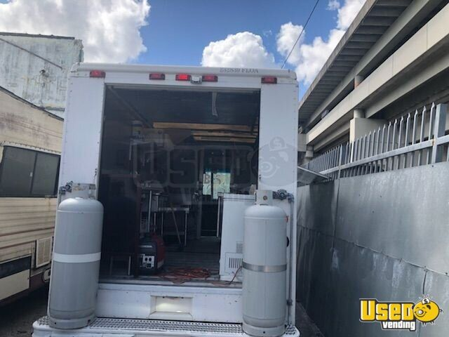 2001 Frht All-purpose Food Truck Propane Tank Florida Diesel Engine for Sale - 4