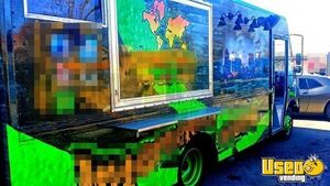 2001 Frht Mwv Food Truck Concession Window North Carolina Diesel Engine for Sale