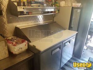 2001 Frht Mwv Food Truck Exterior Customer Counter North Carolina Diesel Engine for Sale