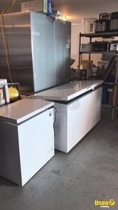 2001 P42 Step Van All-purpose Food Truck All-purpose Food Truck Exhaust Hood Kansas Gas Engine for Sale