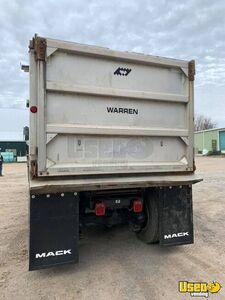 2001 Rd688s Mack Dump Truck 18 Pennsylvania for Sale
