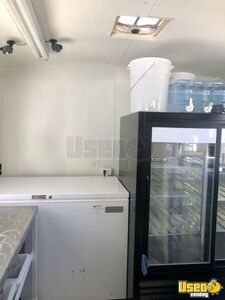 2001 Shaved Ice Concession Trailer Snowball Trailer Floor Drains Nevada for Sale