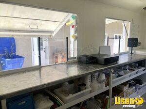 2001 Shaved Ice Concession Trailer Snowball Trailer Surveillance Cameras Nevada for Sale