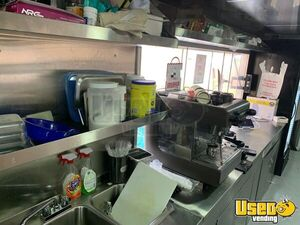 2001 Step Van Kitchen Food Truck All-purpose Food Truck Stovetop Florida for Sale
