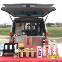 2001 Volkswagen Eurovan Coffee Truck A/c Power Outlets Indiana Gas Engine for Sale