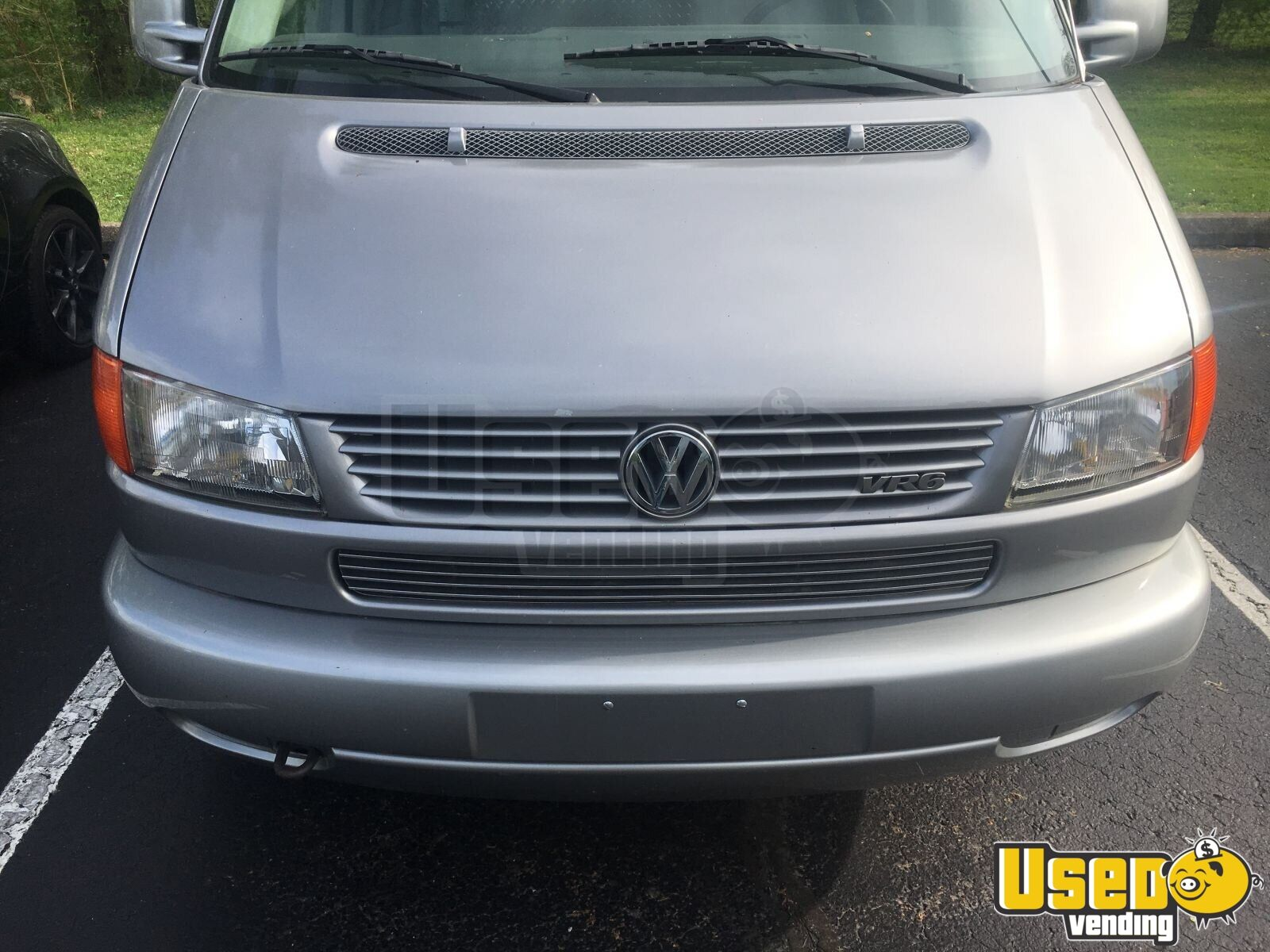 2001 Volkswagen Eurovan Coffee Truck Anti-lock Brakes Indiana Gas Engine for Sale - 12