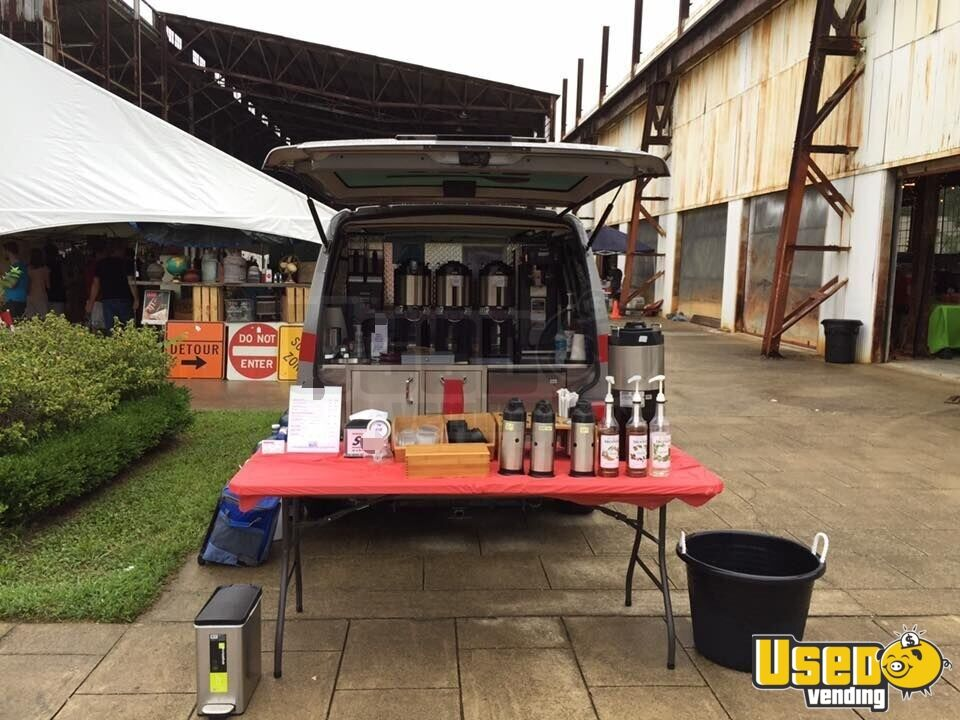 2001 Volkswagen Eurovan Coffee Truck Transmission - Automatic Indiana Gas Engine for Sale - 10