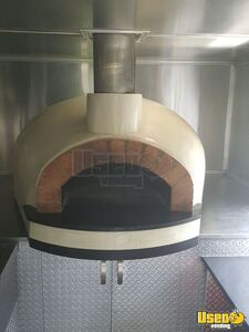 2001 Workhorse P40 Pizza Food Truck Pizza Oven California Diesel Engine for Sale