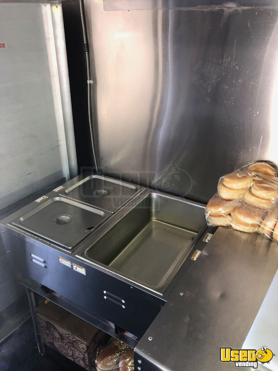 2001 Workhorse P42 All-purpose Food Truck Exhaust Fan Indiana Gas Engine for Sale - 17