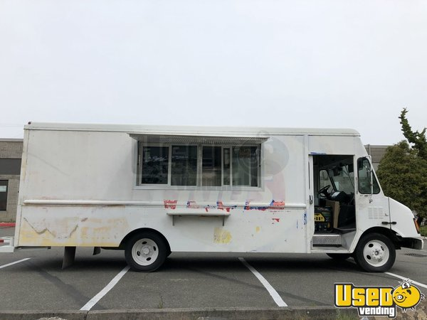 2001 Workhorse P42 All-purpose Food Truck Washington Diesel Engine for Sale