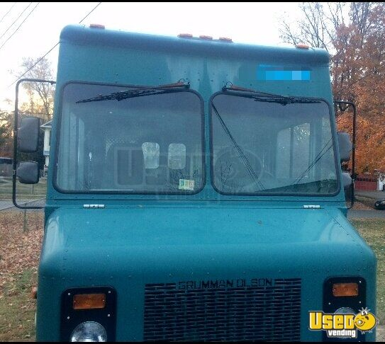 2001 Workhorse P42 Step Van Kitchen Food Truck All-purpose Food Truck Insulated Walls Virginia Diesel Engine for Sale - 4