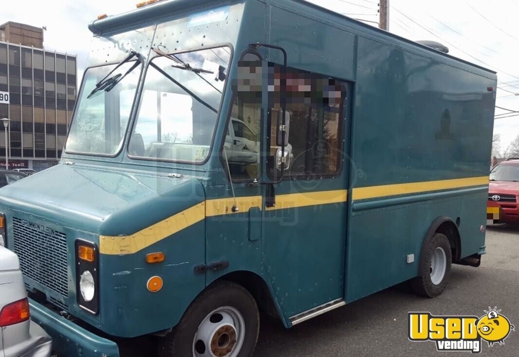 2001 Workhorse P42 Step Van Kitchen Food Truck All-purpose Food Truck Stainless Steel Wall Covers Virginia Diesel Engine for Sale - 3