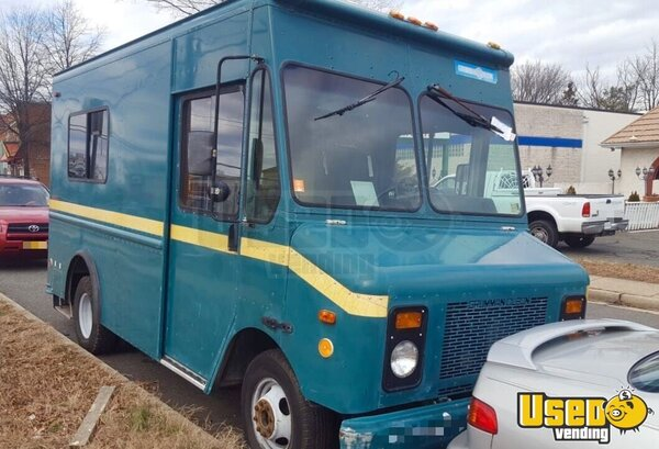 2001 Workhorse P42 Step Van Kitchen Food Truck All-purpose Food Truck Virginia Diesel Engine for Sale