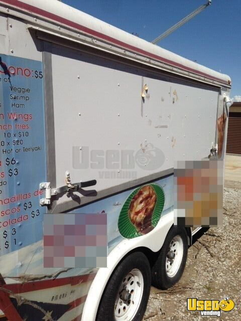 Used 12 Concession Trailer Food Trailer In Nebraska For