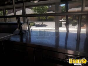 2002 24' School Bus Kitchen Food Truck All-purpose Food Truck 29 New Mexico Gas Engine for Sale