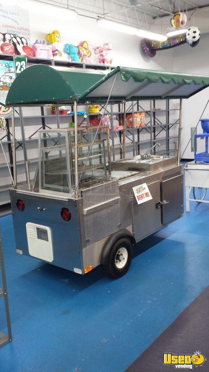 46fc69a8b4e Apollo 7  Towable Hot Dog Cart