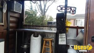 2002 Barbecue Food Trailer Bbq Smoker Maryland for Sale