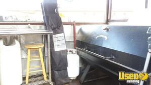 2002 Barbecue Food Trailer Gray Water Tank Maryland for Sale
