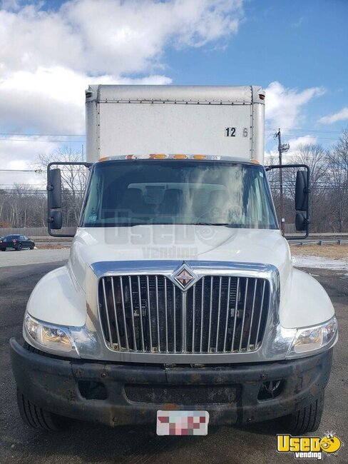 2002 Box Truck Massachusetts for Sale