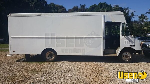 2002 Chevy Stepvan Hawaii Gas Engine for Sale