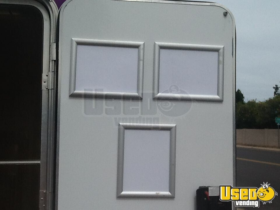 2002 Featherlite All-purpose Food Trailer Breaker Panel Arizona for Sale - 15