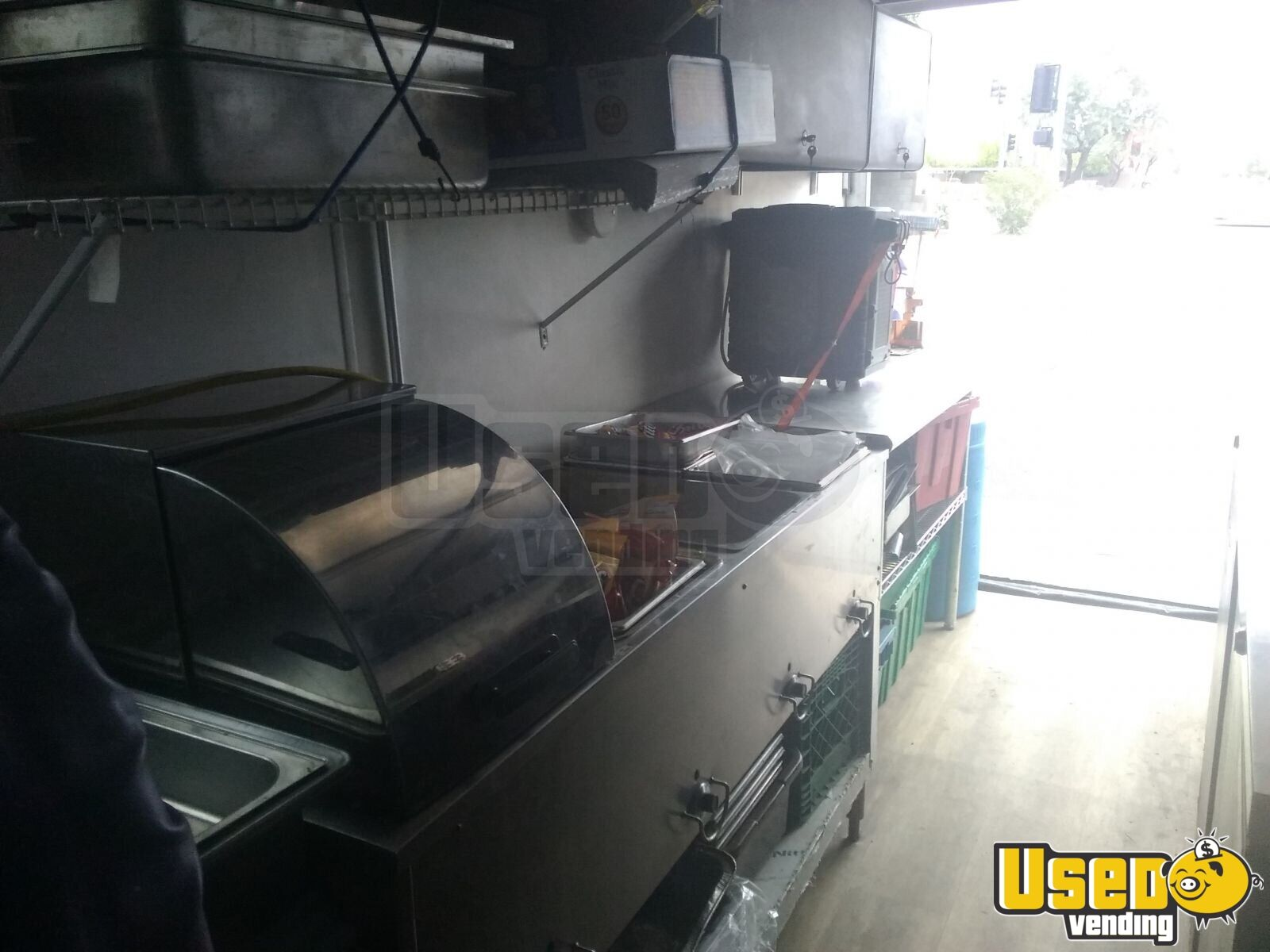 2002 Featherlite All-purpose Food Trailer Gray Water Tank Arizona for Sale - 20