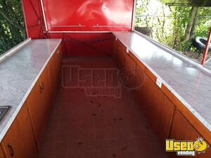 2002 Food Concession Trailer Concession Trailer 5 Georgia for Sale