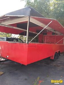 2002 Food Concession Trailer Concession Trailer Georgia for Sale