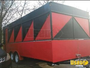 2002 Food Concession Trailer Concession Trailer Triple Sink Georgia for Sale