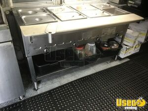 2002 Food Concession Trailer Kitchen Food Trailer Fresh Water Tank Texas for Sale