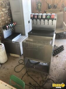 2002 Food Concession Trailer Kitchen Food Trailer Hot Water Heater Texas for Sale