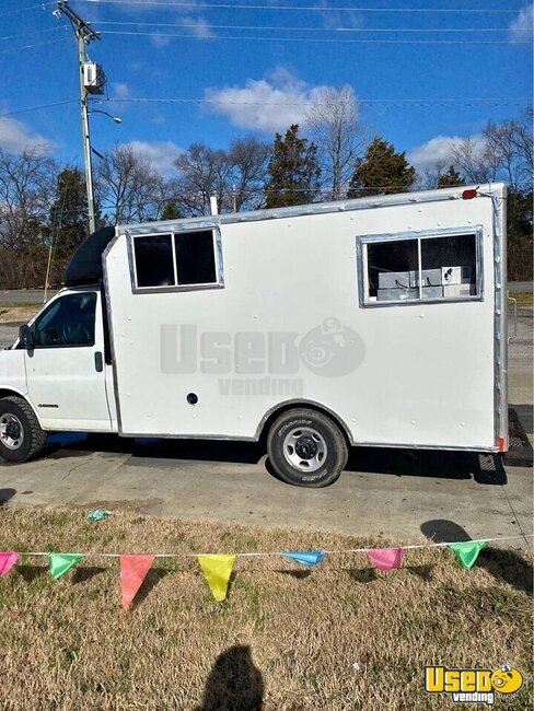 2002 Food Truck All-purpose Food Truck Tennessee for Sale