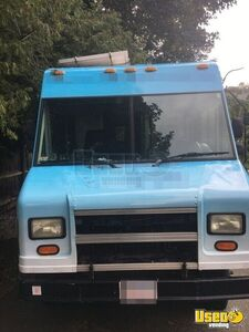 2002 Ford E350 All-purpose Food Truck Cabinets Massachusetts Gas Engine for Sale