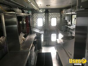 2002 Ford E350 All-purpose Food Truck Exterior Lighting Massachusetts Gas Engine for Sale
